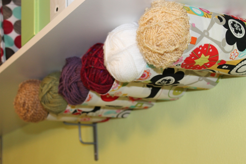 Yarn Storage In The Making... (5/5)
